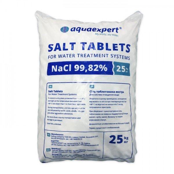 Таблетированная соль Aquaexpert